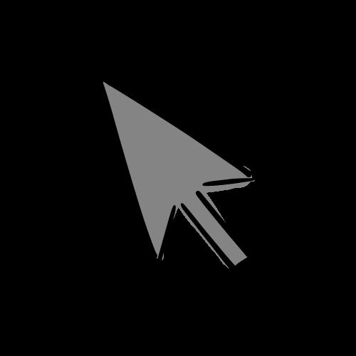 ポインタの絵のフリー素材