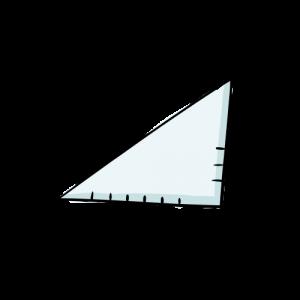 三角定規のイラストのフリー素材