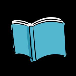 読書のイラストのフリー素材