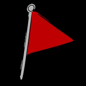 旗のフリー素材(無料)
