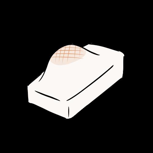 餅の無料イラスト素材