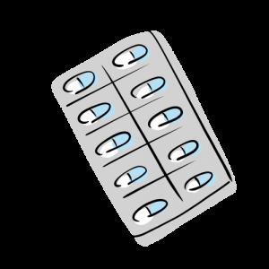 カプセル薬